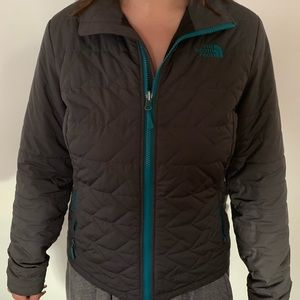 Insulated North Face Jacket